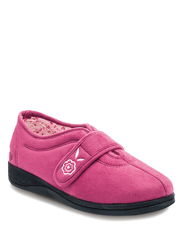 Padders 'Camilla' Extra Wide 'Ee' Fit Slipper
