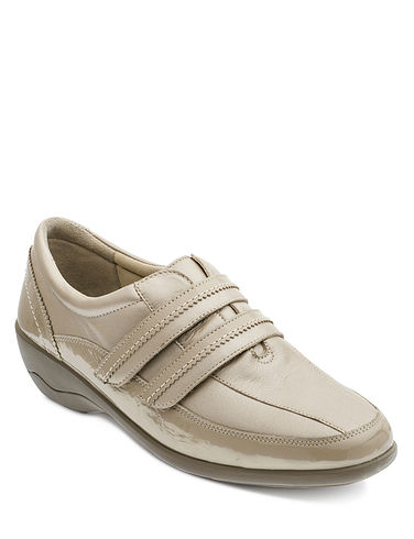 'Velvet' Padders Real Leather Extra Wide 'EE' Fitting Shoe