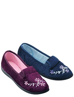Ladies Lucky Dip Slippers