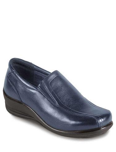 Padders Ladies Slip On Shoe