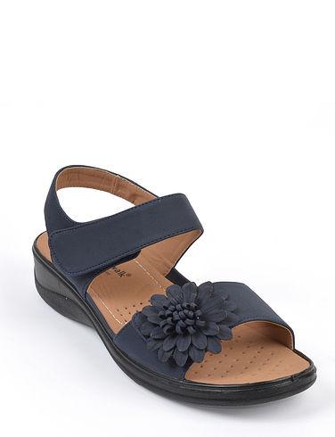 Easy Fit Adjustable Comfort Sandal