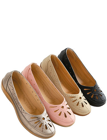 Slip On Comfort Shoe