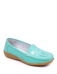 Ee Fit Leather Comfort Shoe
