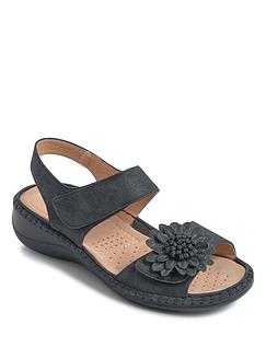 Cushion Walk Fully Opening Sandal