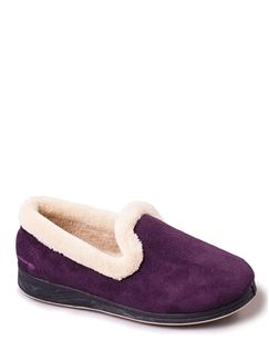 Ladies Padders Repose Ee Fit Slipper