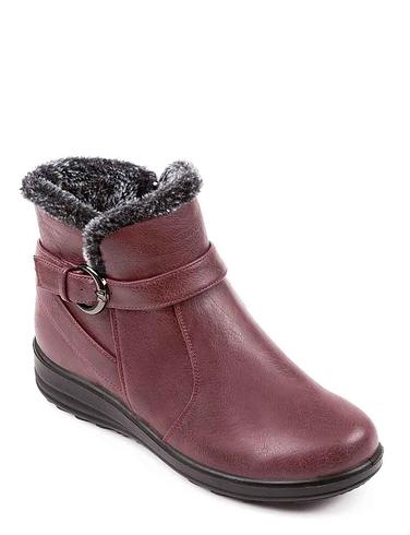 Ladies Cushion Walk Thermal Lined Boot - Skye