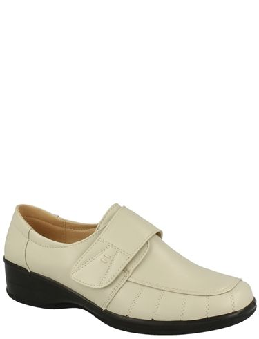 Ladies Touch Fasten Comfort Shoe