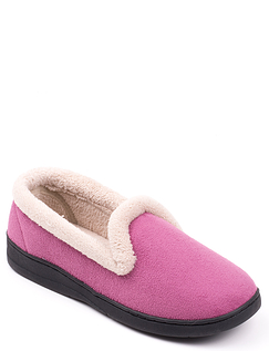 Fleece Lined Slipper