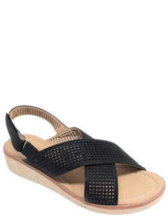 Dr Keller Wide Fit Sandal