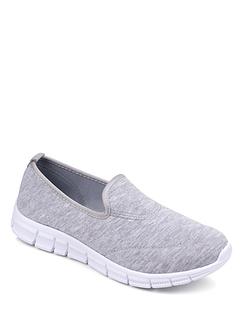 Ladies Slip-on Lightweight Shoes