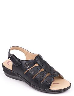 Punchwork Sandal