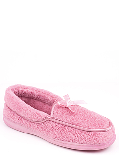 Towelling Slipper