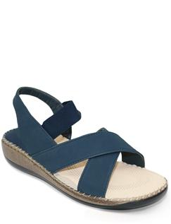 Elastic Sandal