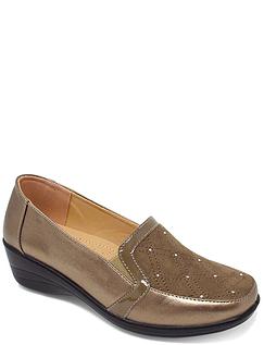 Diamante Detail Shoe