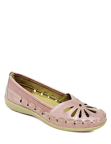 Slip On Shoe - PINK