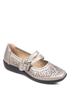 Easy Fit Adjustable Wide Fit Comfort Shoe