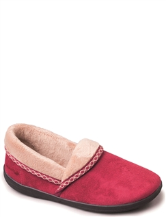 Padders  Wide Fit Mellow Slipper
