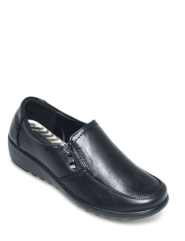 Cushionwalk Zip Shoe