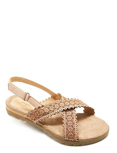 Ladies DR Keller Wide E Fit Sandal