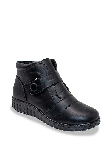 Dr Lightfoot Wide Fit Boots