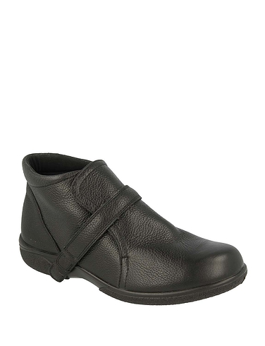Ladies DB Shoes Barton Wide Fit Boot EE-4E