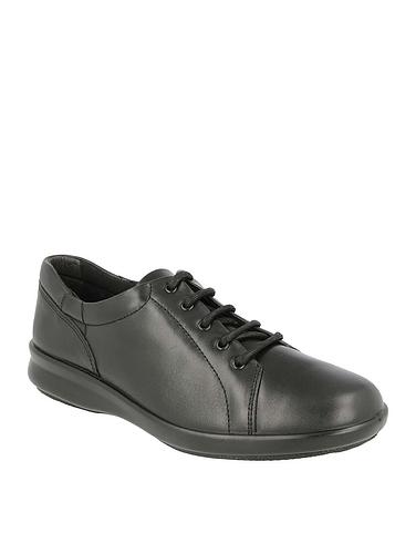DB Ladies Phoebe Wide Fit 4E Lace Up Shoe