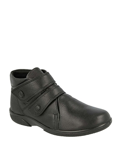 Ladies DB Shoes Bradwell Wide Fit 4E Boot