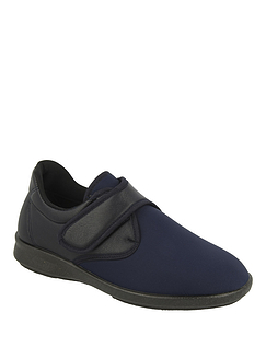 Wide Fit Stretch Db Shoes 6E-8E