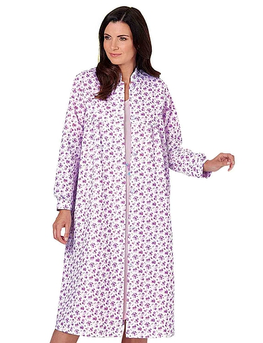 Quilted Housecoat