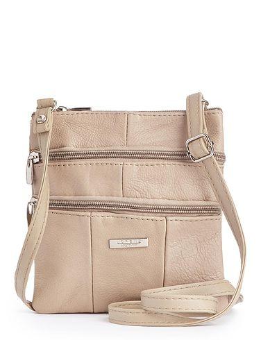 Four Zip Bag