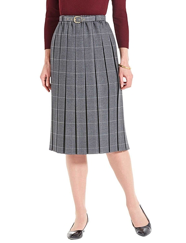 Pleated Skirt 25 inches