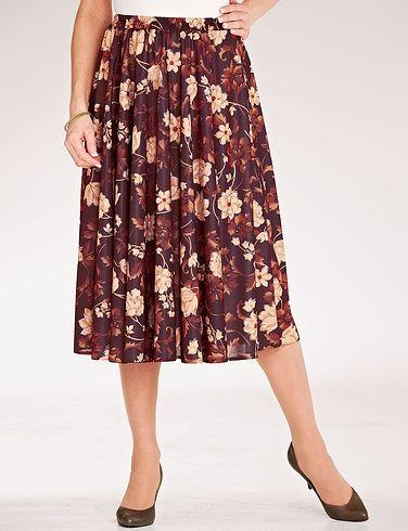 Full Circle Skirt 25 Inches