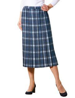 25 Inch Knife Pleat Skirt
