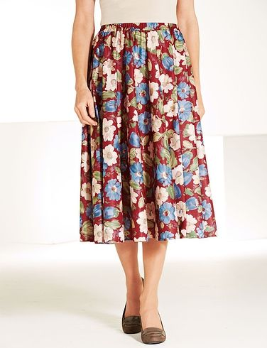 Full Circle Skirt 27 Inches