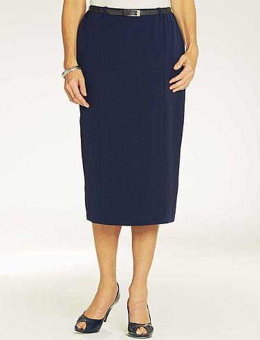 Ladies Pencil Skirt Length 27