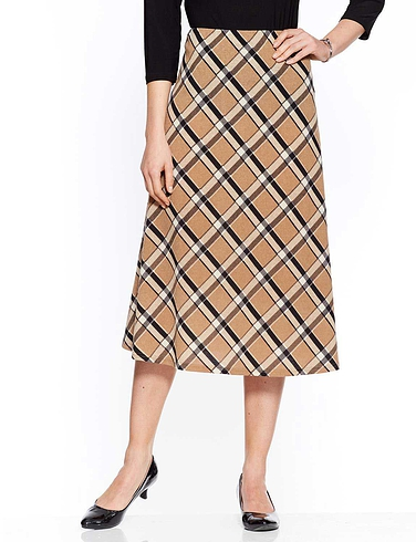 Warm Handle Skirt -Length 27 inches