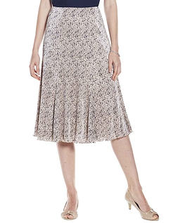 Plisse Skirt - 25 Inches