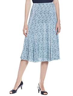 Plisse Skirt  27 Inch