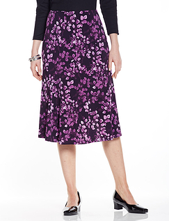 Curved Seam Skirt 27 Inches