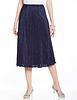 Plisse Skirt - Length 25 Inch