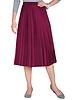 Sunray Permanent Pleat Jersey Skirt