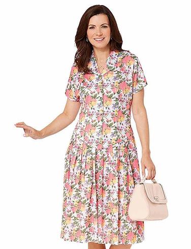 Drop Waist Dress Length 40 Inches