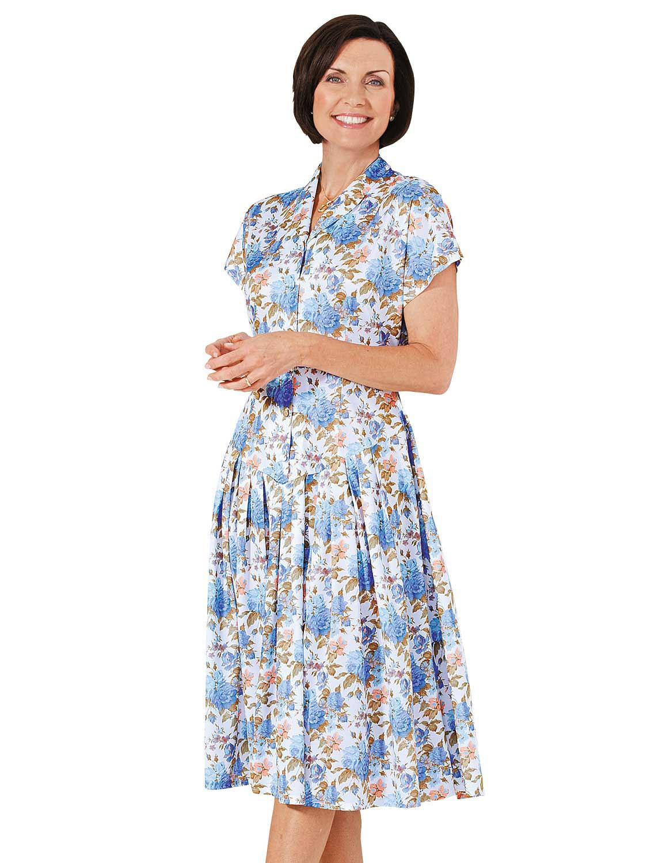 Drop Waist Dress - 43 Inches