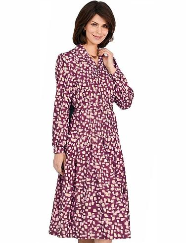 Drop Waist Dress - Length 40 Inch