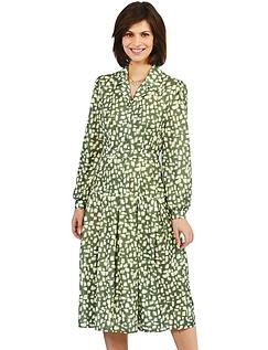 Drop Waist Dress - Length 43 Inches