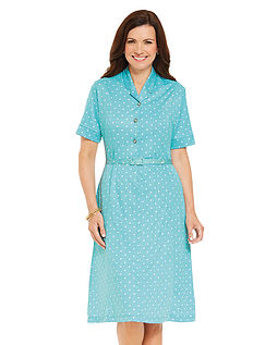 Spot Dress Length 40 Inches
