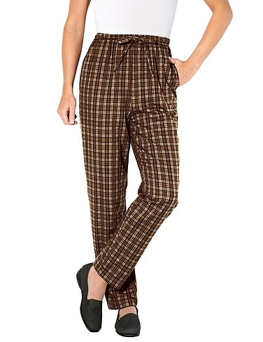 Thermal Check Trouser