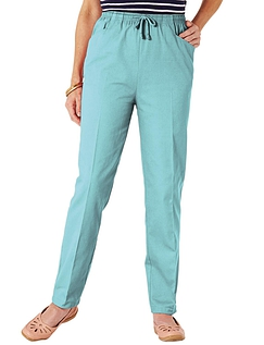 Ladies' Cotton Trousers