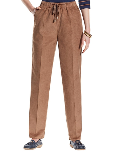 Corduory Trousers