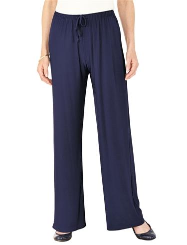 Jersey ElasticatedWaist Trouser